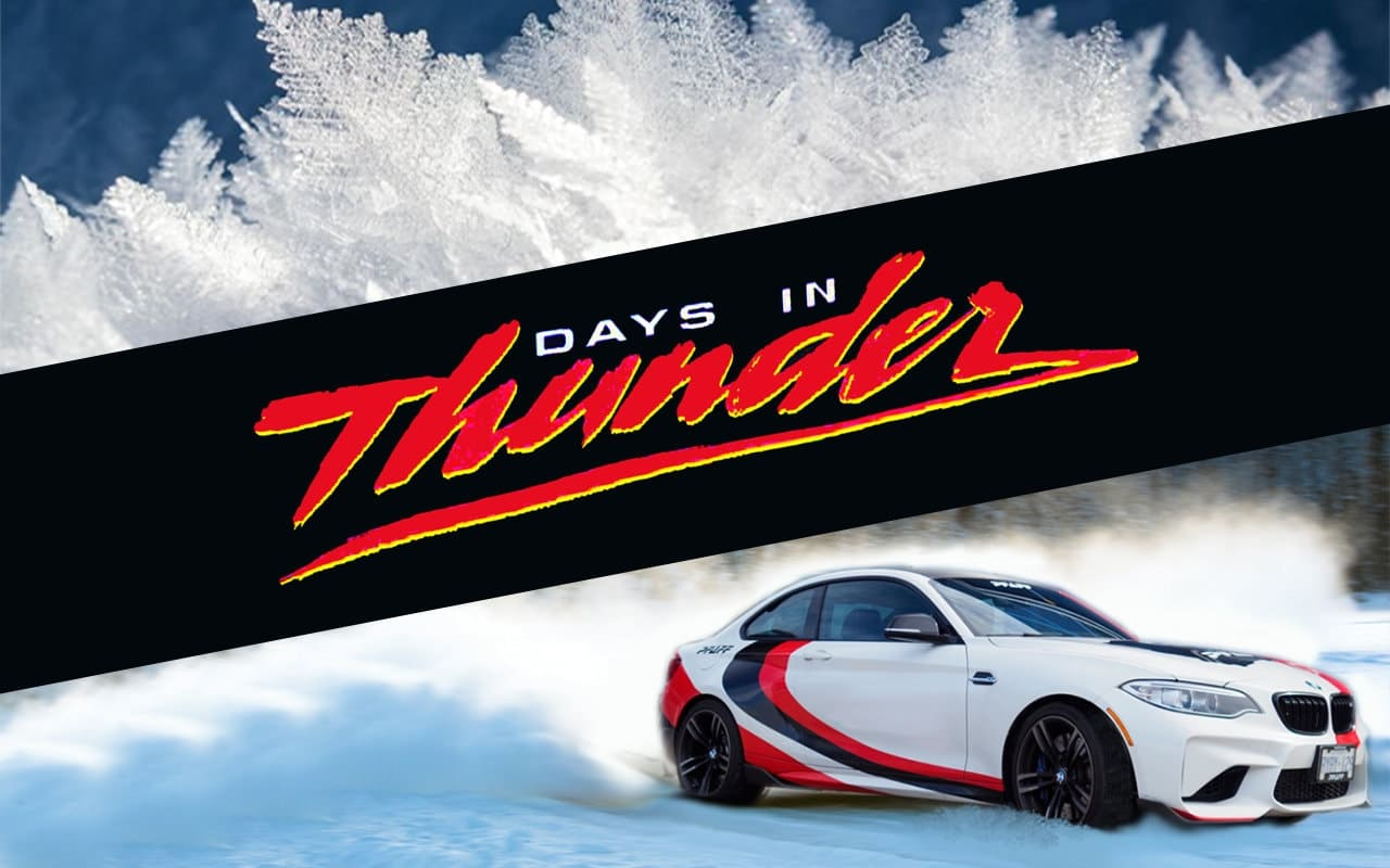 Feb 4 - Feb 5: Days In Thunder (Group 1)